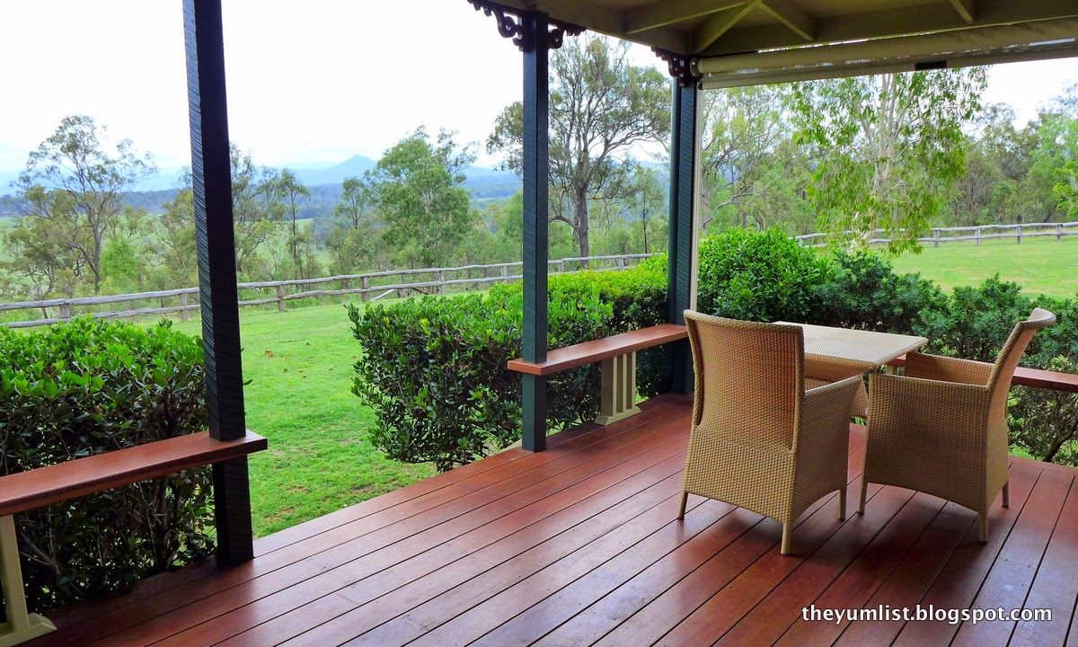Spicers Hidden Vale, Country Retreat, luxury lodge