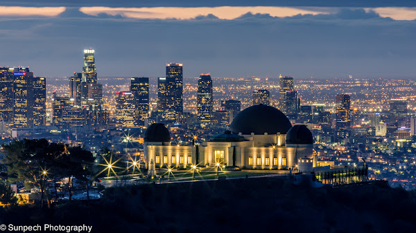 Photos from Griffith Observatory