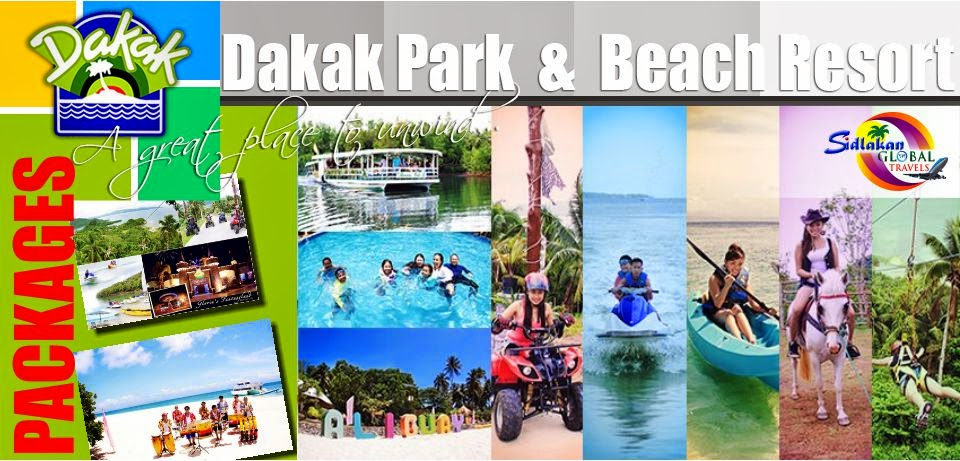 Dakak Packages Sidlakan Global Travels