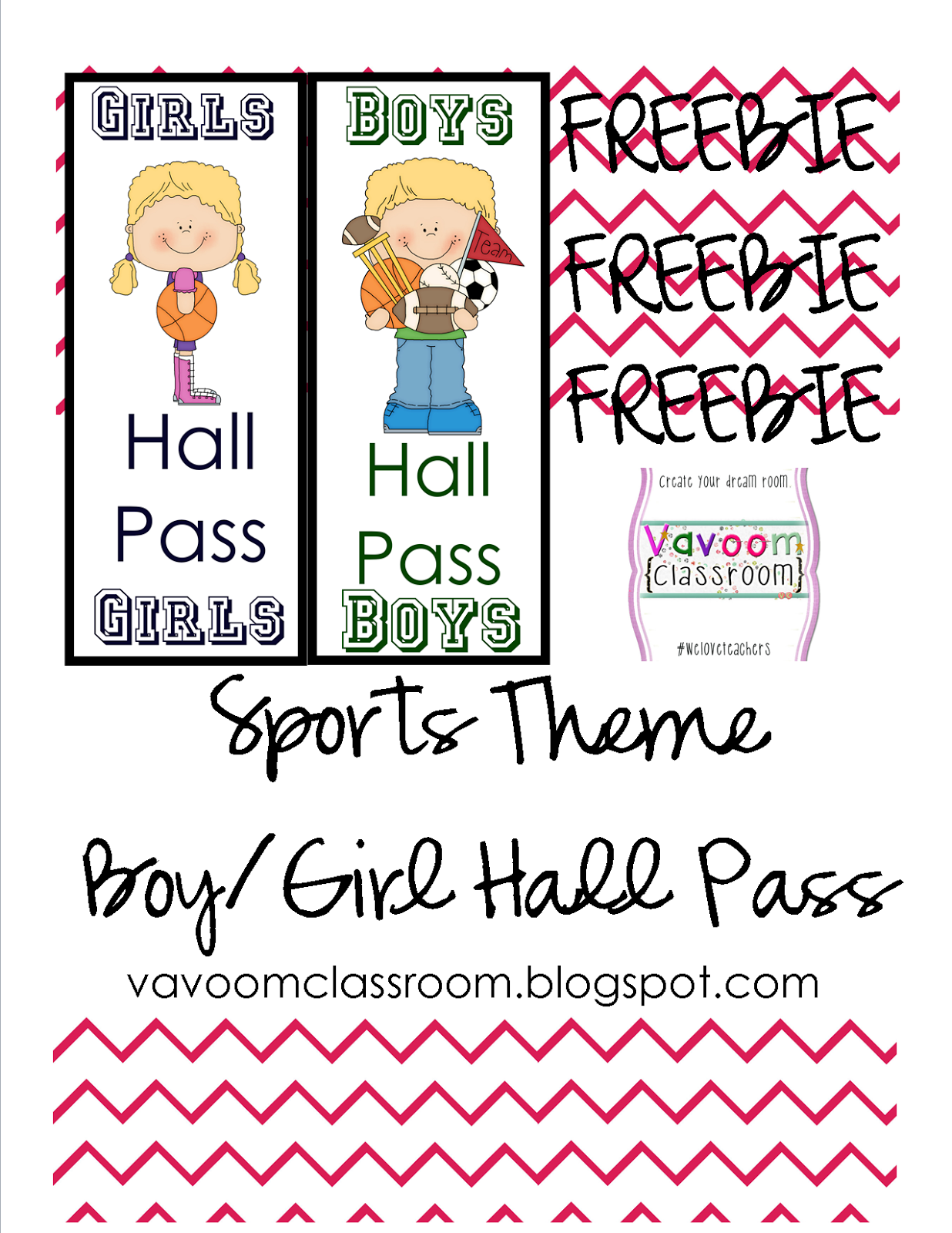 It's just an image of Eloquent Printable Hall Pass