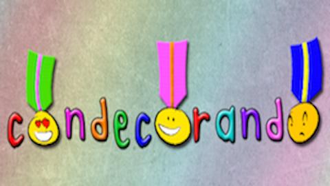 Logotipo Condecorando