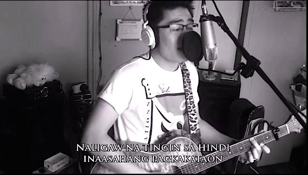 """ALDUB Inspired song """"Sa Tamang Panahon (Sotanghon)"""""""