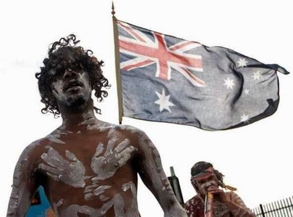 Suku Aborigin Australia Tuntut Kemerdekaan