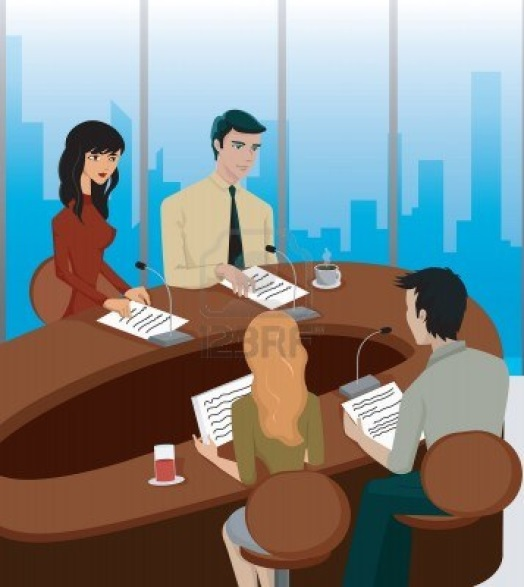 Proceso grupal t cnica mesa redonda - Que es mesa redonda ...