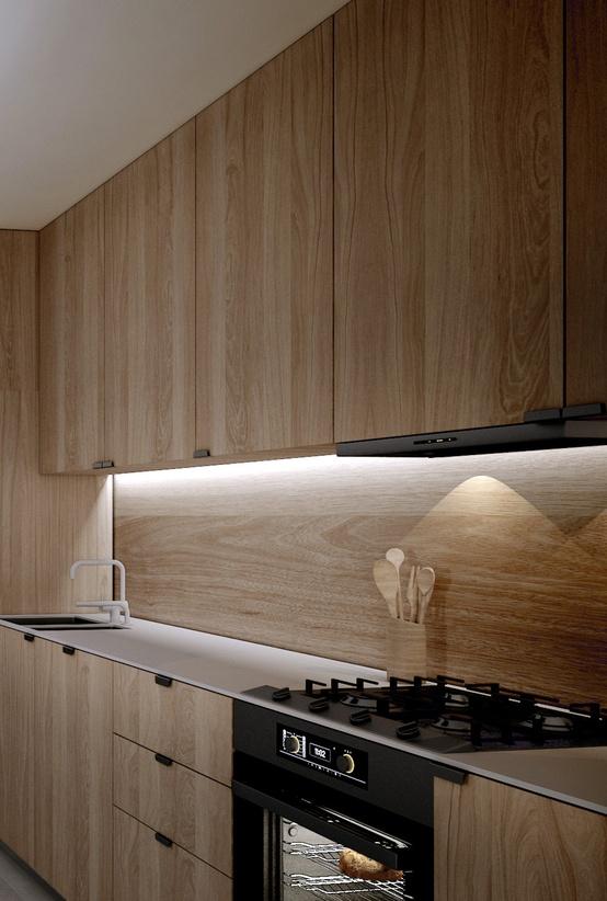 Decoraci n en la cocina tendencia por lo natural for Diseno y decoracion de cocinas