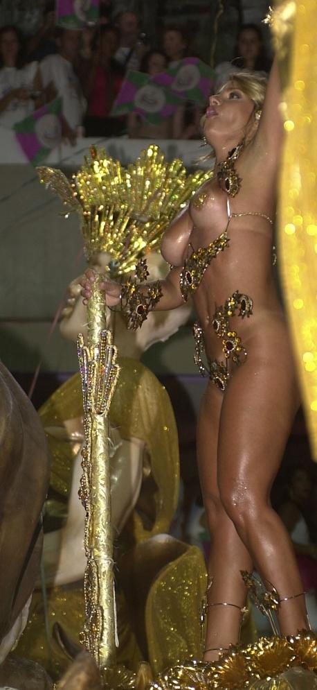 Rio Carnival 2002