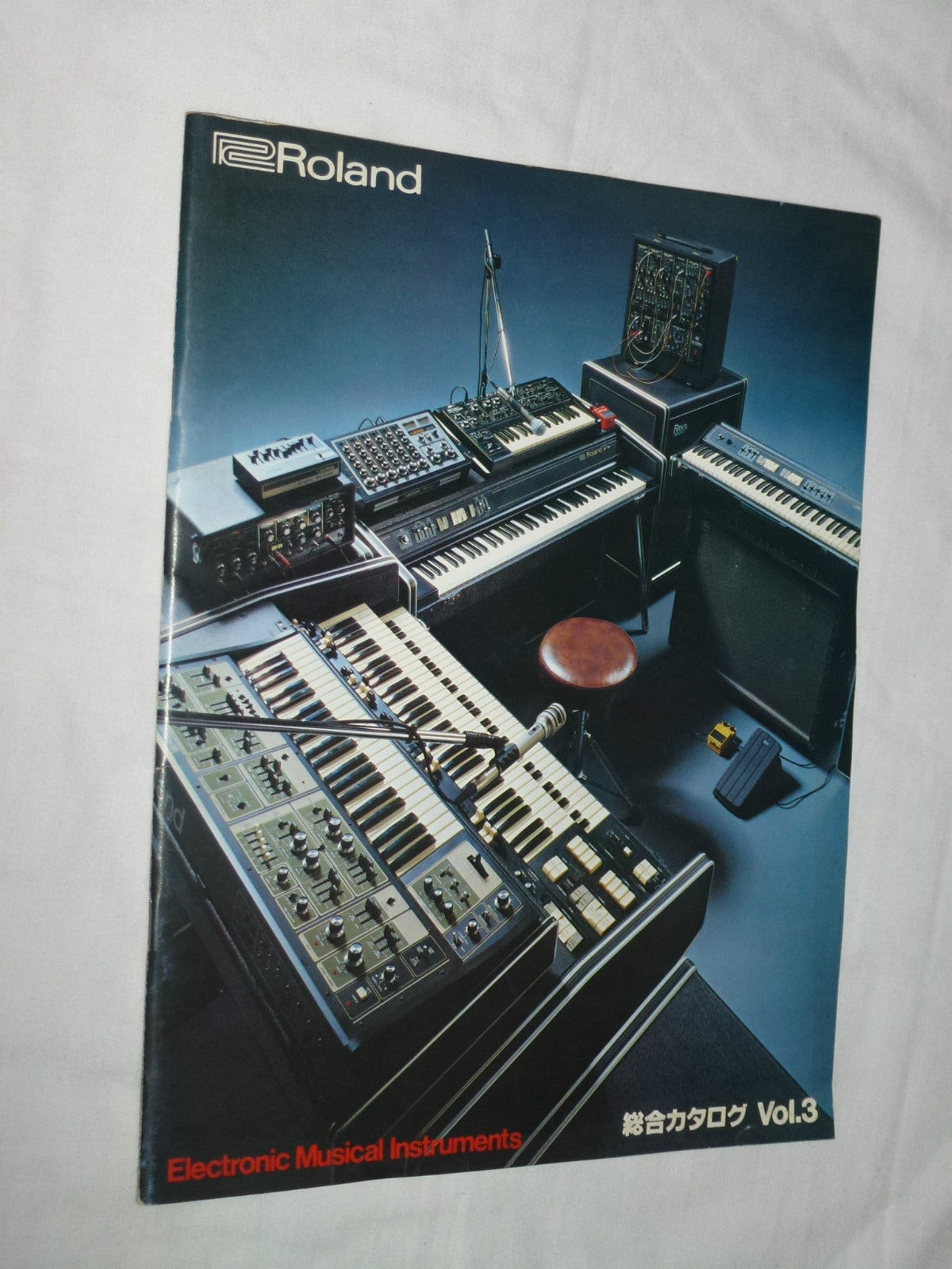 Electronic Musical Instruments : Matrixsynth vol roland electronic musical