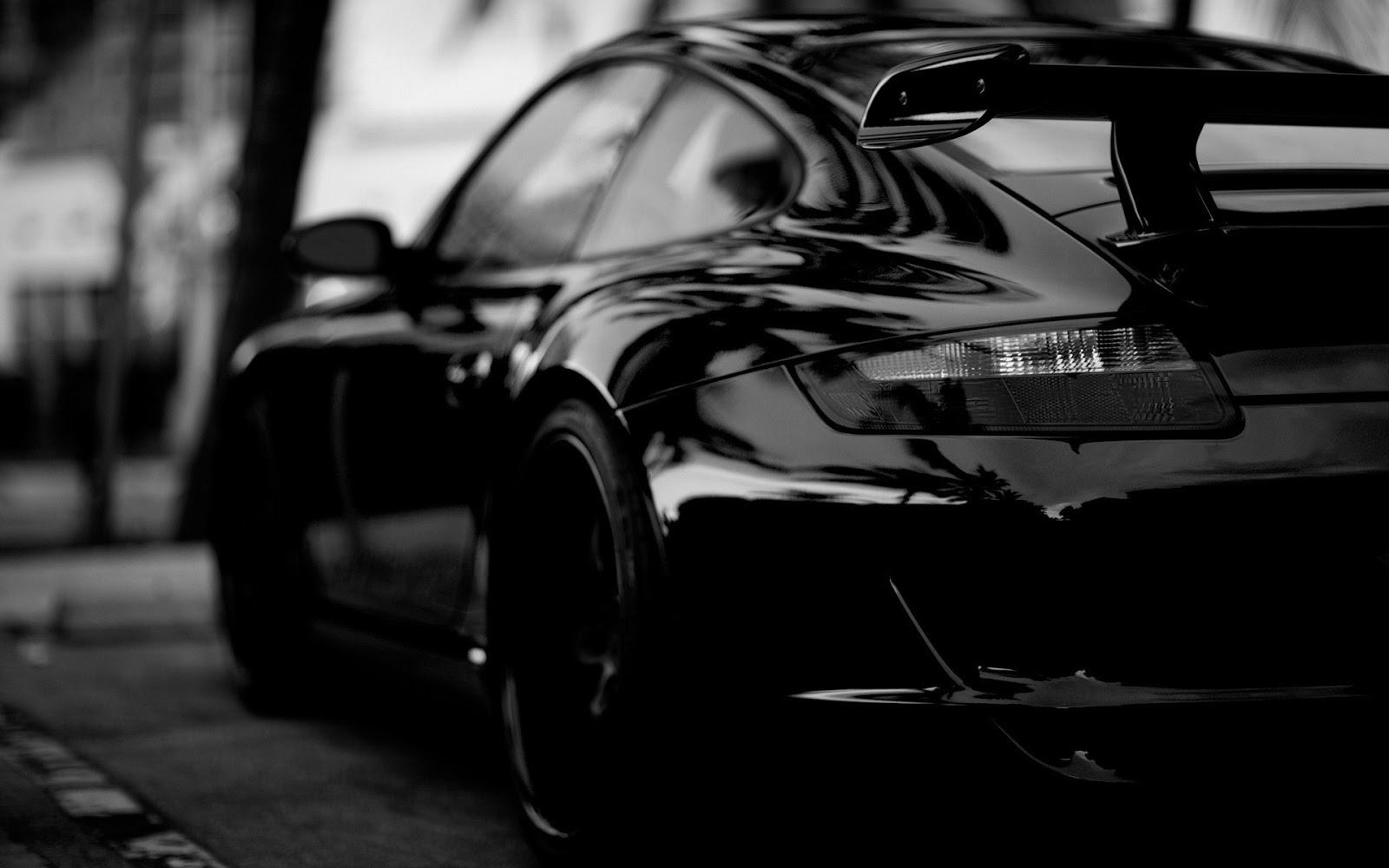 Desktop Wallpapers HD: Black Car Wallpapers