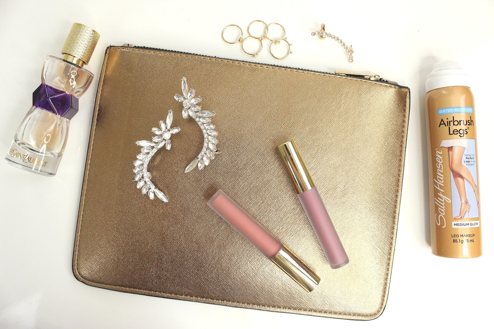 Fashion and Beauty Party Essentials
