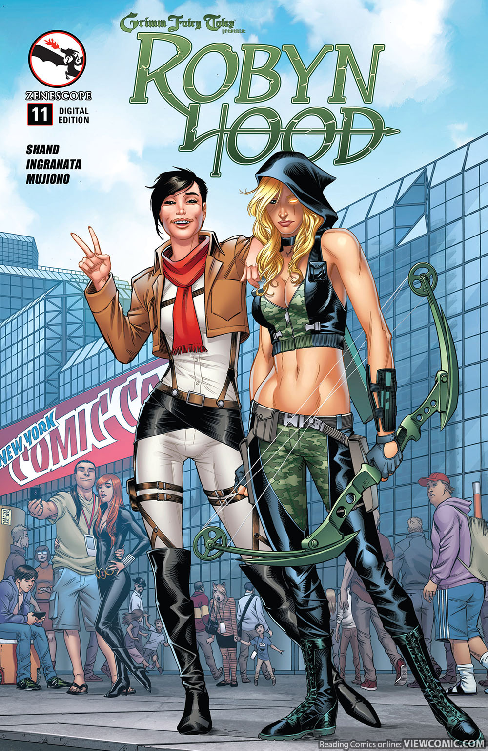 Uncategorized Online Fairy Tales grimm fairy tales presents robyn hood viewcomic reading comics 011 2015
