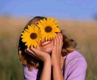 Ser feliz é tão bom.