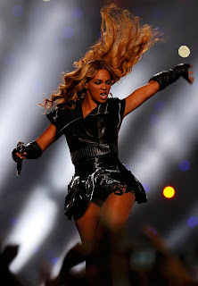 Beyonce Knowles Super Bowl, Beyonce Knowles half-time Super Bowl show