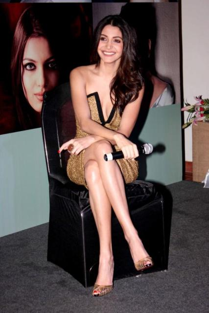 Anushka Sharma At The Launch Of Femina Magazine