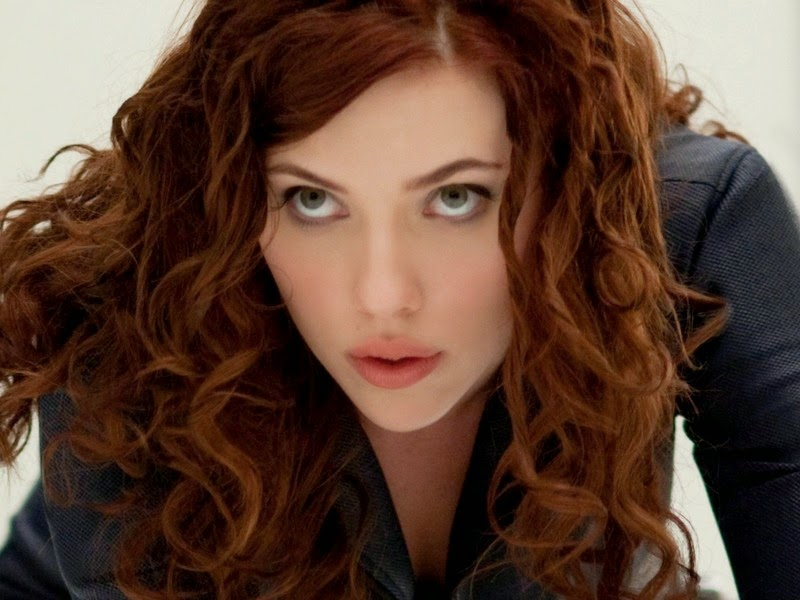 Scarlett Johansson Avengers Black Widowbobupdo Haircut Or