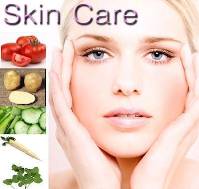 How Vegetables help in Skin Care & Beauty?
