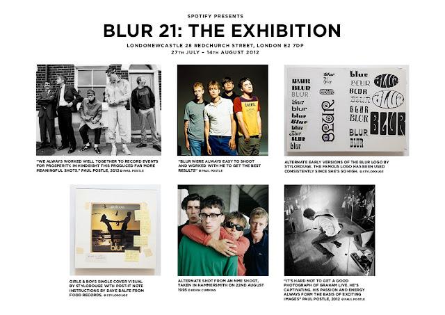 blurexhitibion, blur21, blurx, blur exhibition 2012, blur londonewcastle gallery, blur show 2012