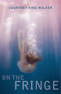 Book Cover of On The Fringe by Courtney King Walker