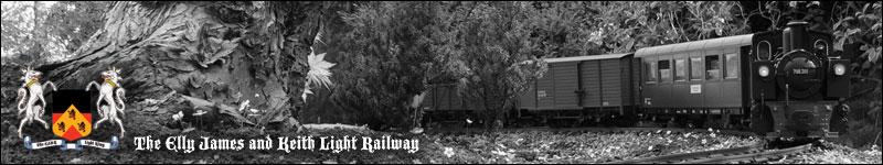 The Elly James & Keith Light Railway