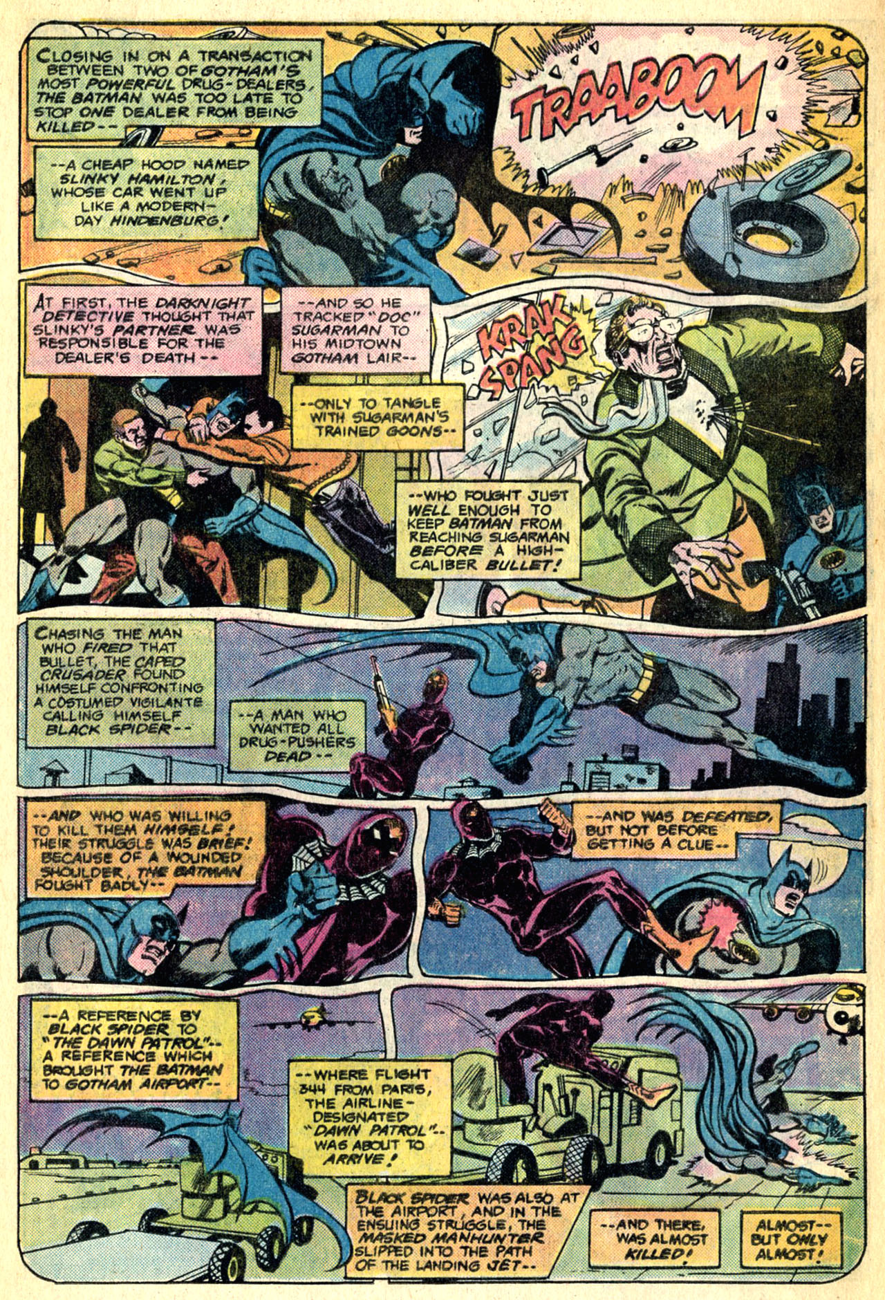 Detective Comics (1937) Issue #464 Page 5