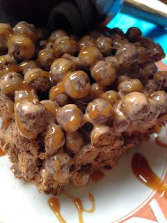Dulce de Leche Krispy Treats from Turnips 2 Tangerines