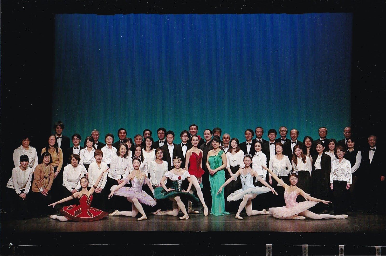 2016年 Ballet Box stage