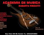 CLIC EN LA IMAGEN PARA ACCEDER A ROBERTO BETO PINCETTI ACADEMIA DE MUSICA EN FACEBOOK: