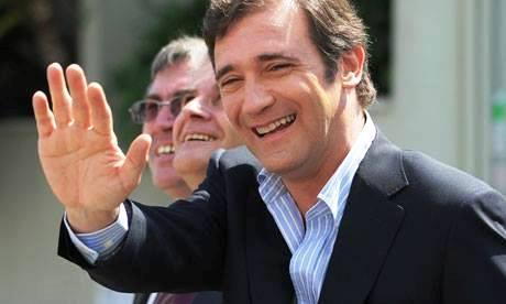 Obrigado, Pedro Passos Coelho
