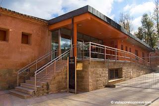 Museo del Vino D.O. Campo de Borja vitivinicultura vino Comarca Campo de Borja Comarca Tarazona y el Moncayo Monasterio de Veruela Moncayo