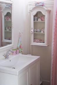 Mit badeværelse