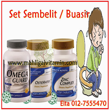 Set Sembelit / Buasir