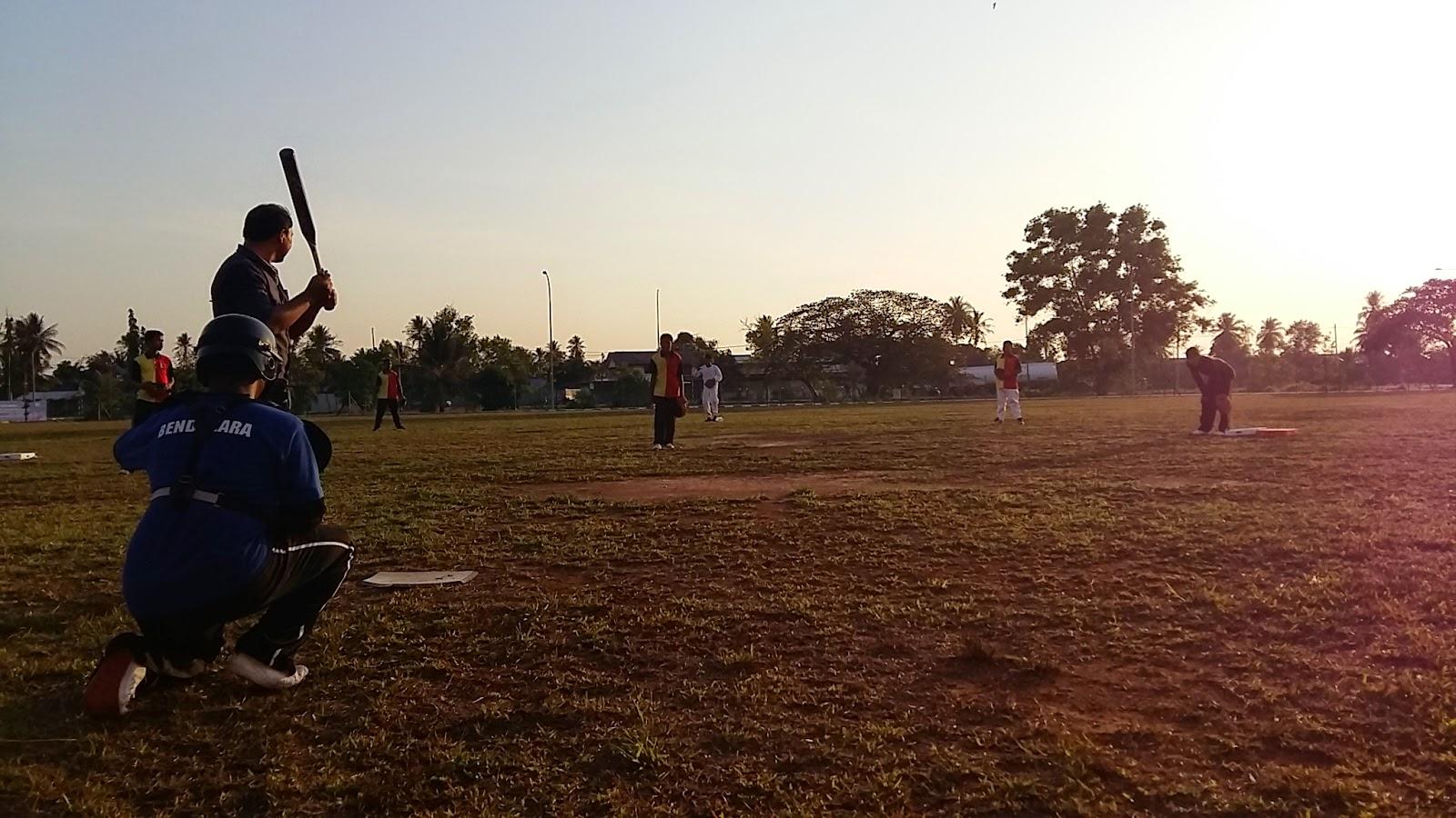 Kejohanan Sofbol MSSD Kubang Pasu 2015