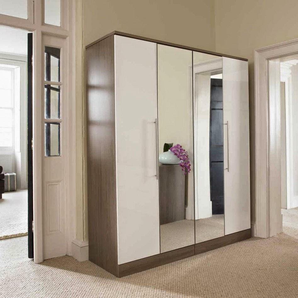 Designing Home: Minimalist Wardrobe Design