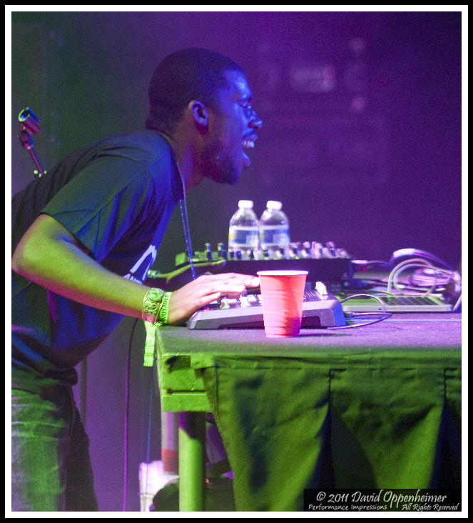Flying Lotus at Moogfest