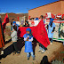 المدرسة الجماعاتية اغرم نوكدال بورزازات تحتفل ب الذكرى 39 للمسيرة الخضراء