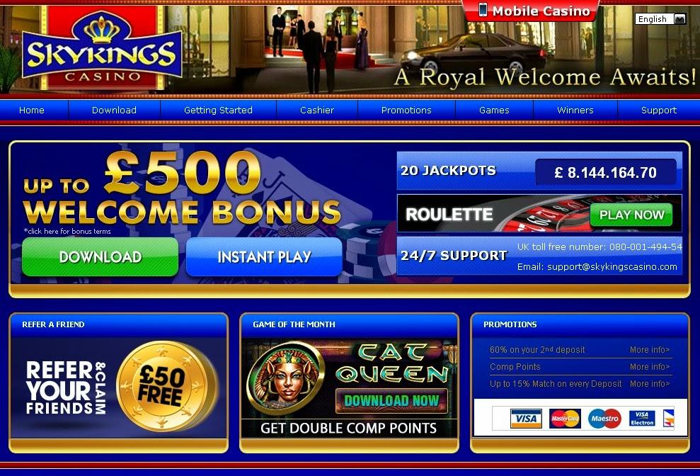 Он лайн казино sky kings бесплатное интернт казино