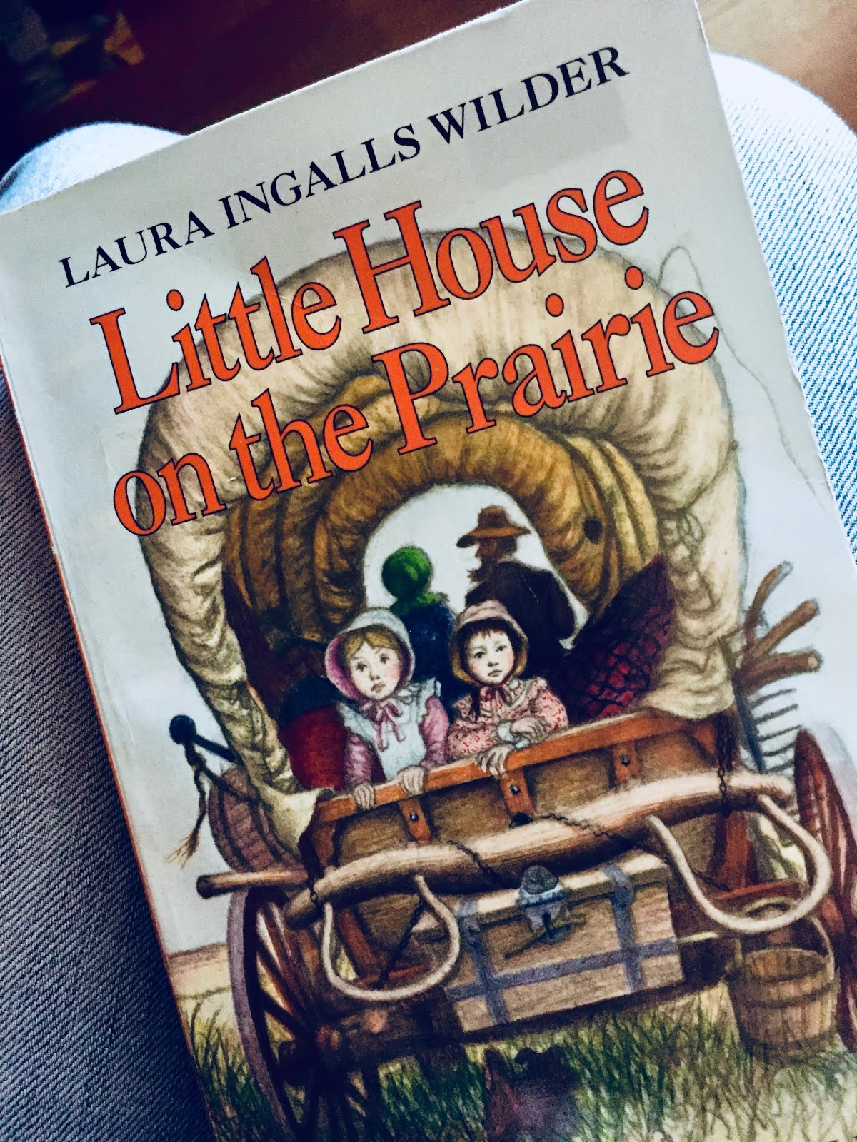little house on the prairie book pdf