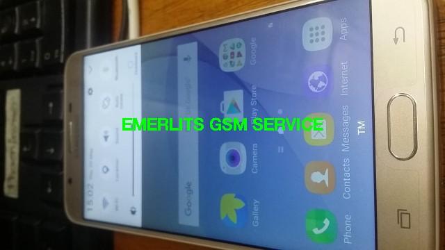 Samsung SM-G610F Unlock Network - Emerlits Gsm Service