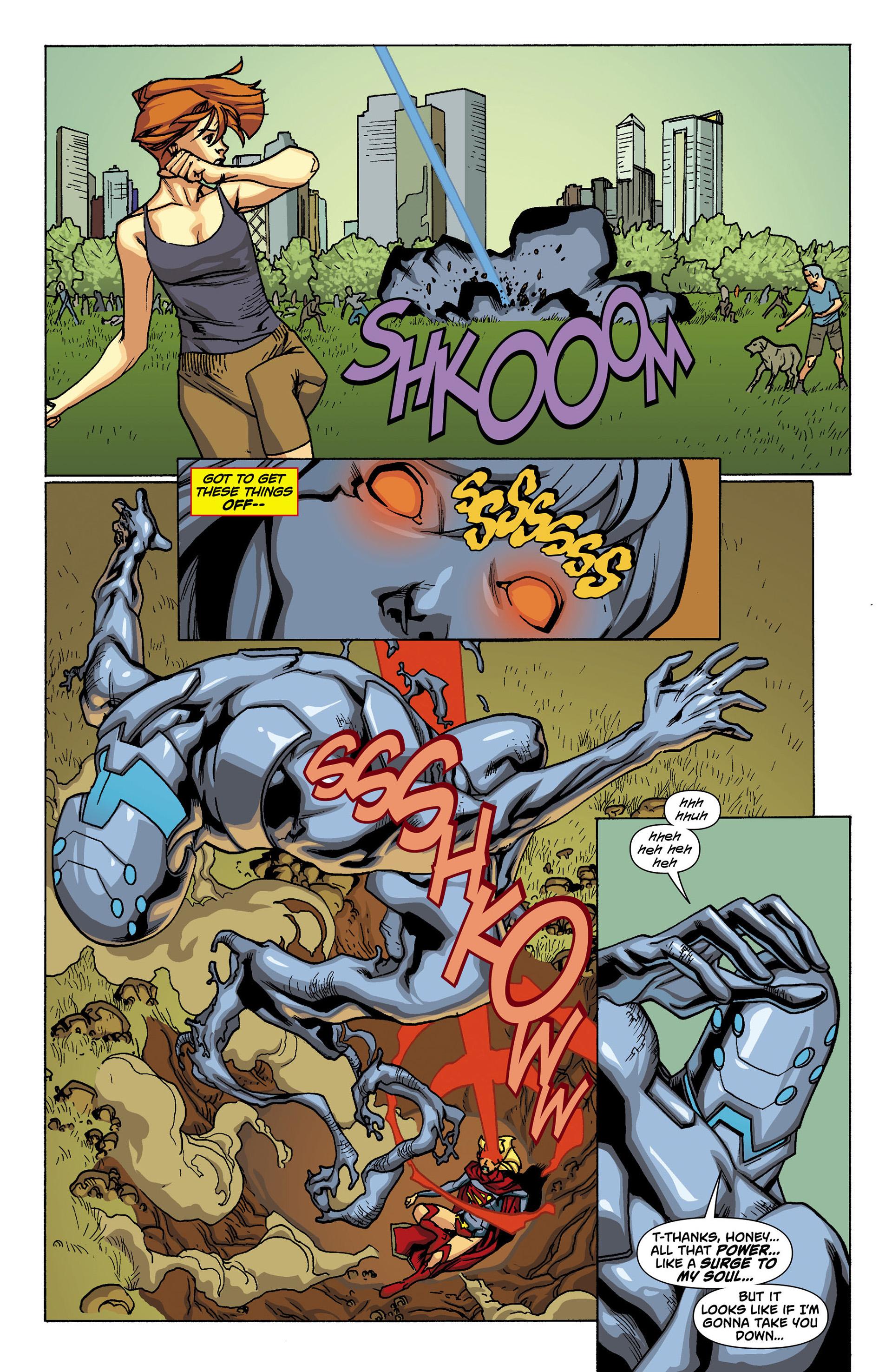 Supergirl (2011) Issue #11 #13 - English 13