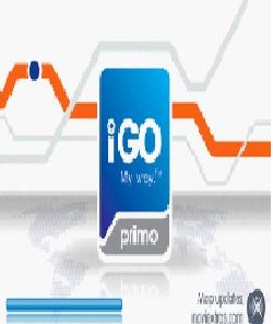 Utilitário GPS Igo PRIMO 2011