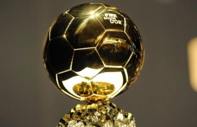 الفيفا تعلن اسماء المتنافسين على الكرة الدهبية 2014