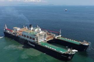 Kapal Terpanjang Di Dunia Mampu Angkut 10 Ribu Gajah