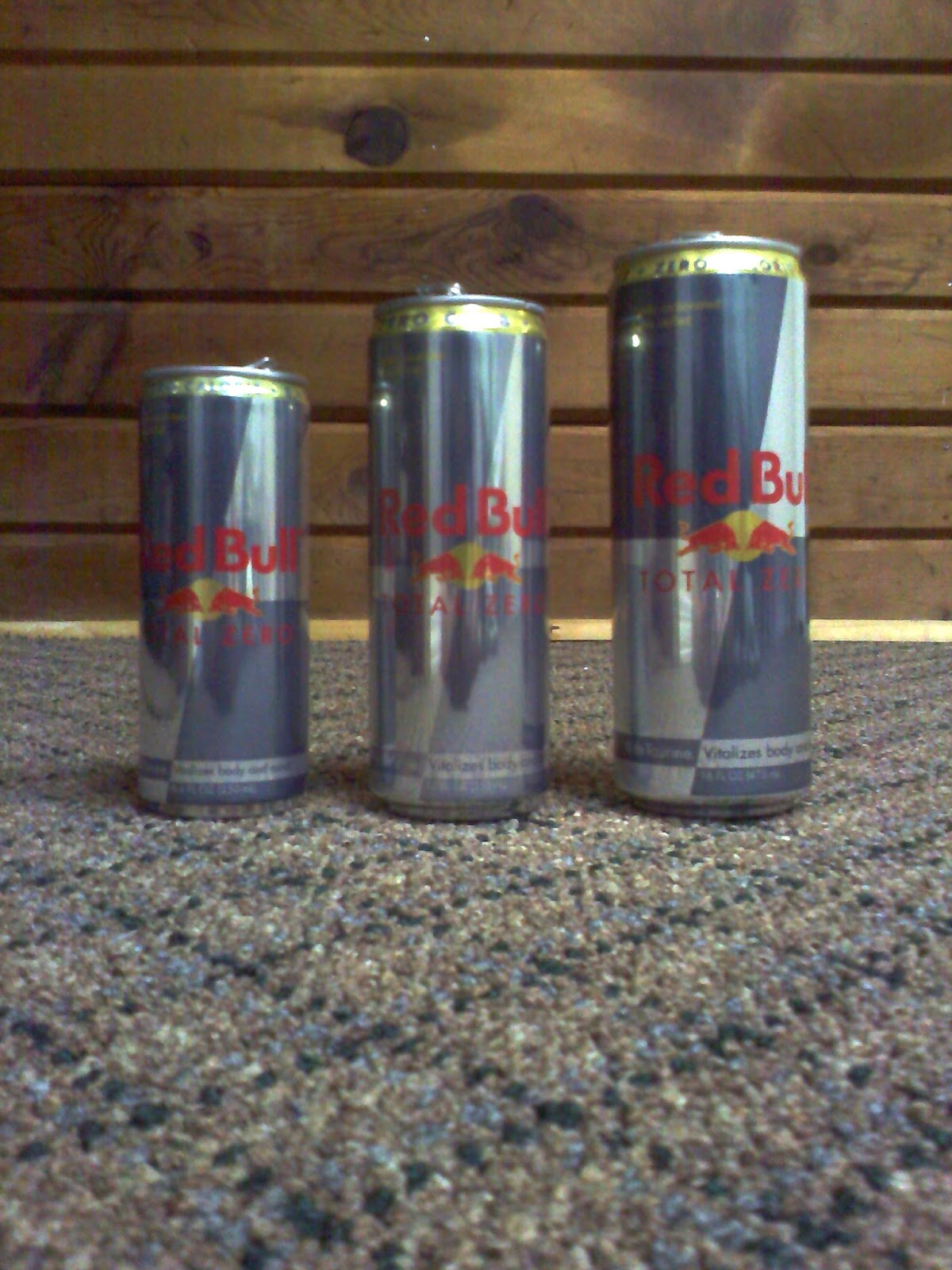 CAFFEINE!: Review for Red Bull Total Zero