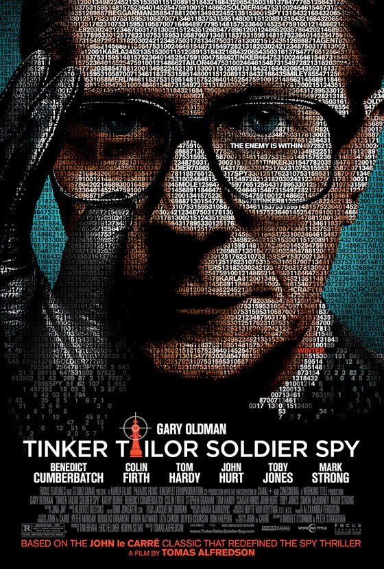 KINETOFILM: TINKER TAILOR SOLDIER SPY Film Review