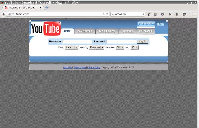 Ini Caranya Melihat Website Jaman Dulu