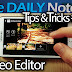 Tips & Tricks Episode 50: Samsung Video Editor for Galaxy Note 2 Now Available in Samsung Apps
