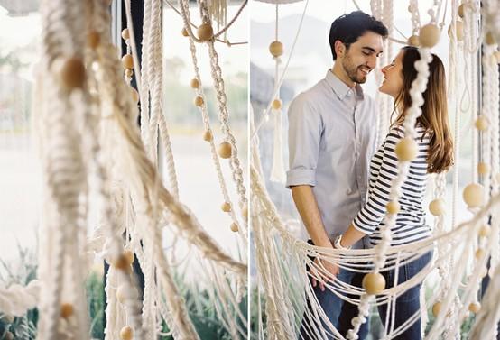 The nautical wedding theme is perfect for beach weddings beach lovers