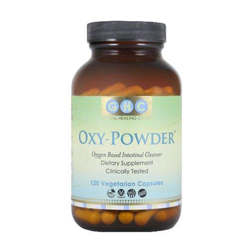 Oxy-Powder - Limpiador Intestinal, 120 Cápsulas