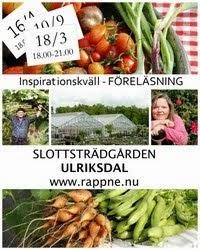 Föreläsning - Året i köksträdgården