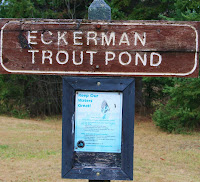 Eckerman, Mi Trout Pond