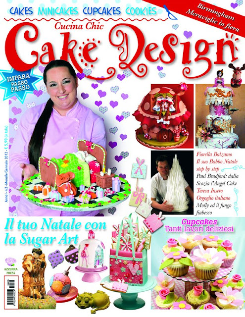Cake Design Rivista Download : Cake Design Natale Rivista images